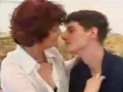 Hot mum fucking her son's best friend!