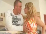 Mature MILF housewive cheating with the boy next door!