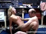 Virgin Teen Gets Fucked by Much Older Man